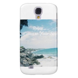 Relax Galaxy S4 Cases