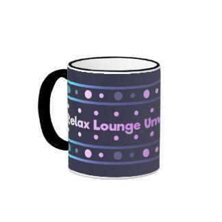 Relax de-stress unwind ringer mug
