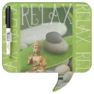 Relax Dry Erase Board