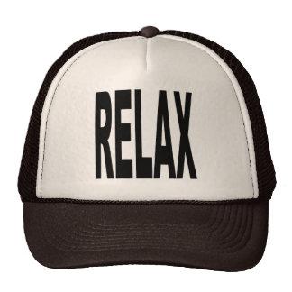Relax Trucker Hat