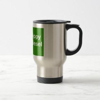 Relax Hippy It's BioDiesel Travel Mug