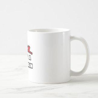 Relax ... I Am A Captain Classic White Coffee Mug