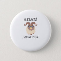 Relax I Goat This Button