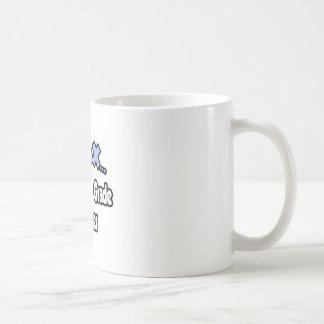 Relax...I'm A 1st Grade Teacher Coffee Mugs