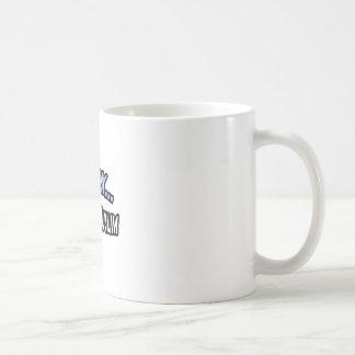 Relax, I'm a Muslim Classic White Coffee Mug