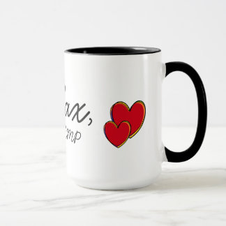 Relax, I'm an LMP Mug
