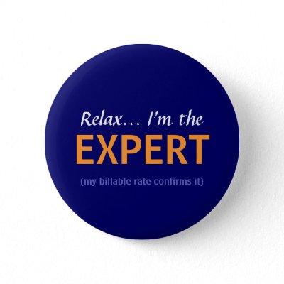 Expert pin