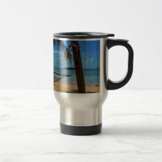 Relax in the Bahamas Travel Mug