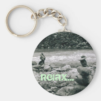 Relax Keychain