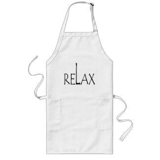 Relax Long Apron