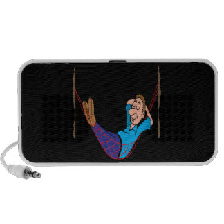 Relax On Labor Day iPod Speaker