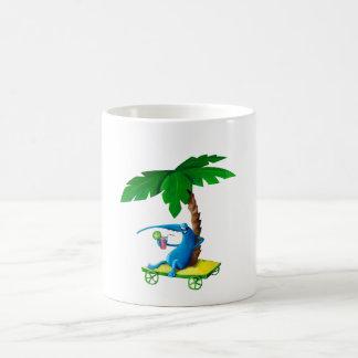 Relax on The Beach Coffee Mug