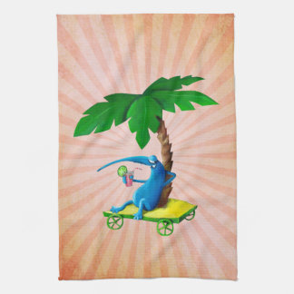 Relax on The Beach Hand Towels