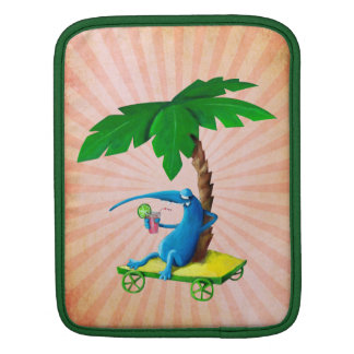 Relax on The Beach iPad Sleeves