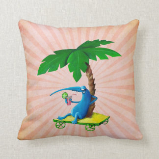 Relax on The Beach Pillow