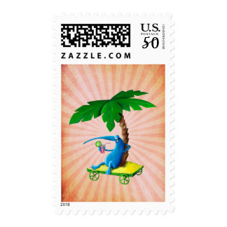 Relax on The Beach Postage