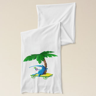 Relax on The Beach Scarf
