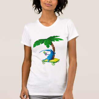 Relax on The Beach T Shirts