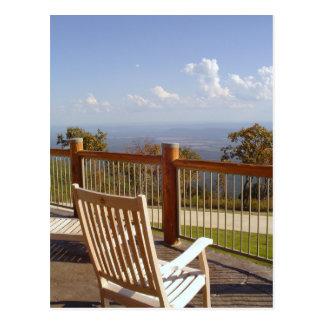 Relax on Top of the World: Mount Magazine Arkansas Postcard
