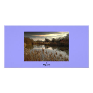 Relax Photo Greeting Card