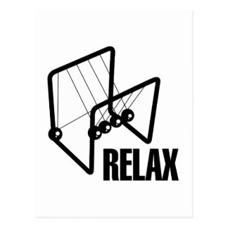 Relax Post Cards