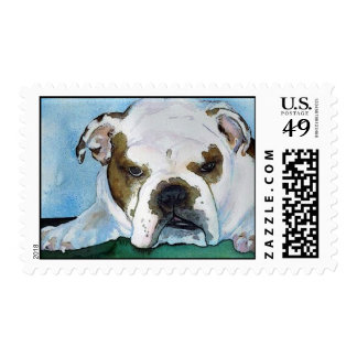 Relax Postage stamps