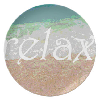 relax posterize plate