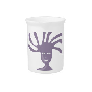 Relax (purple edition) drink pitcher