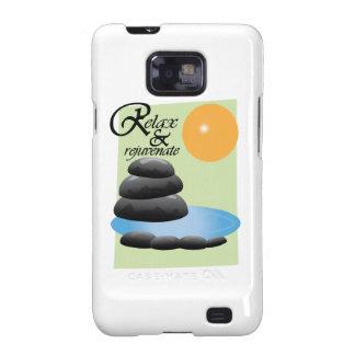 Relax & Rejuvenate Galaxy SII Case