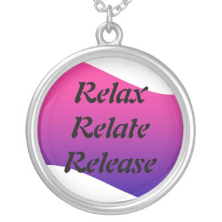 Relax Relate Release Necklace