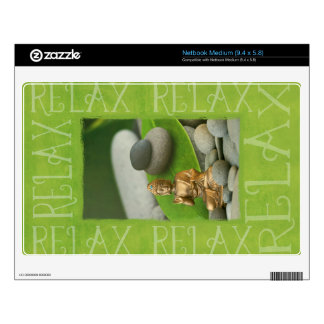 Relax Decal For Netbook