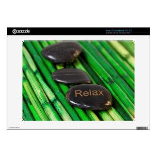 Relax Skins For Acer Chromebook