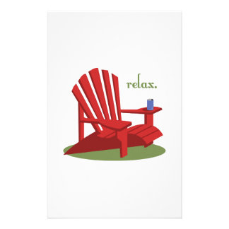 Relax Stationery