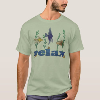 Relax Tropical Fish T-Shirt