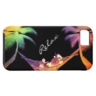 Relax you deserve it iPhone SE/5/5s case
