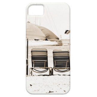 Relaxation by the Beach iPhone 5 Covers