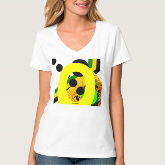"""""""Relaxation In Jamaica"""" T-shirt"""