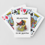Relaxation Is My Mantra (Java Duke Code) Card Deck