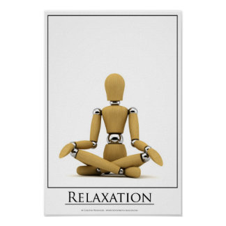 Relaxation Poster