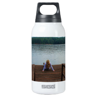 Relaxation 10 Oz Insulated SIGG Thermos Water Bottle