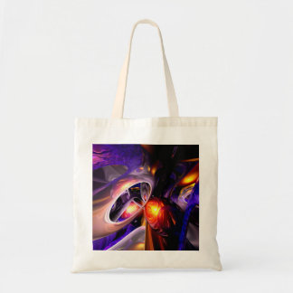 Relaxation Theory Abstract Tote Bag