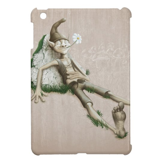 Relaxed elf case for the iPad mini