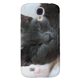 Relaxed Kitten Samsung Galaxy S4 Covers