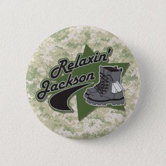 Relaxin' Jackson Button
