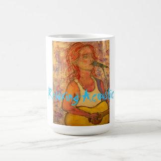 Relaxing Acoustic Coffee Mug