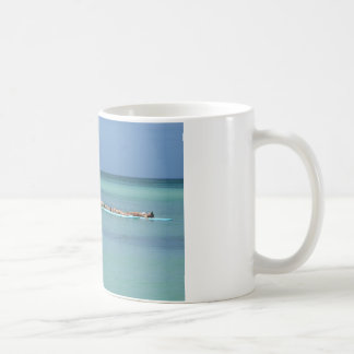 Relaxing at Sea Coffee Mug