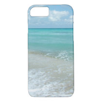Relaxing Blue Beach Ocean Landscape Nature Scene iPhone 8/7 Case