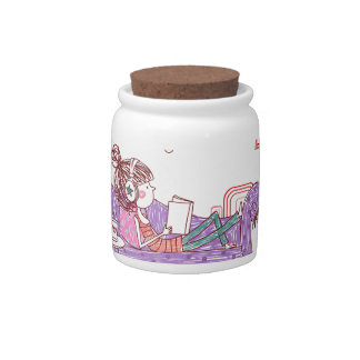 Relaxing Candy Jars