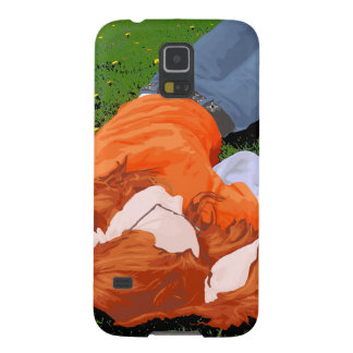 Relaxing Galaxy S5 Cover