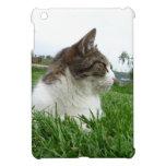 Relaxing Cat iPad Mini Case